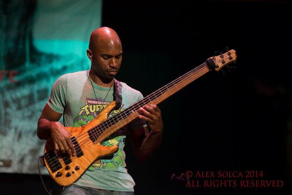 Anthony Crawford - Bass (Website)Photo by Alex Solca