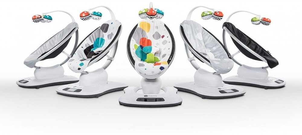 Review e of the most eye catching and modern options for your new baby swing is the 4moms mamaRoo A rather new pany in the world of baby products Photo - Amazing Mamaroo Baby Swing Trending