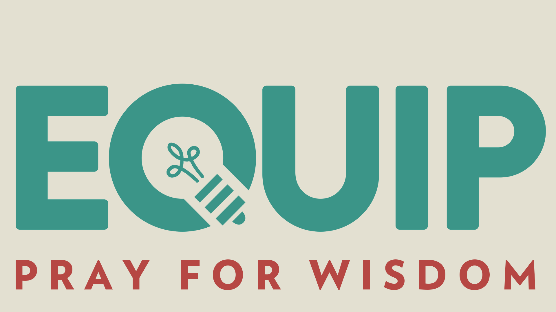 Pray for Wisdom — Courage Church