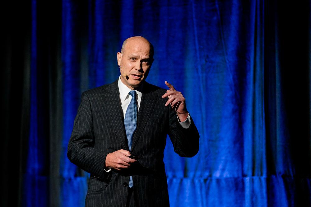Dr. Glen Van Arsdell, Head of Cardiovascular Surgery, SickKids