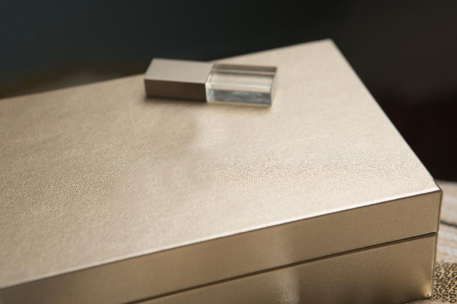 Premium Metallic - Sleek & Stylish.