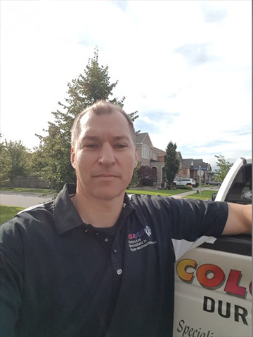 Dan Blais - Color Glo Durham.Serving areas Ajax, Oshawa, Pickering, Whitby, Clarington, Uxbridge, Port Perry, Peterborough, ON.p: 905.550.4392e: dan@colorglodurham.caw: www.colorglodurham.ca