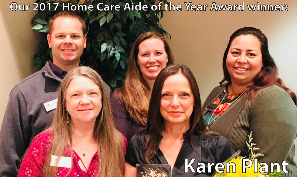 Karen Plant Award Winner