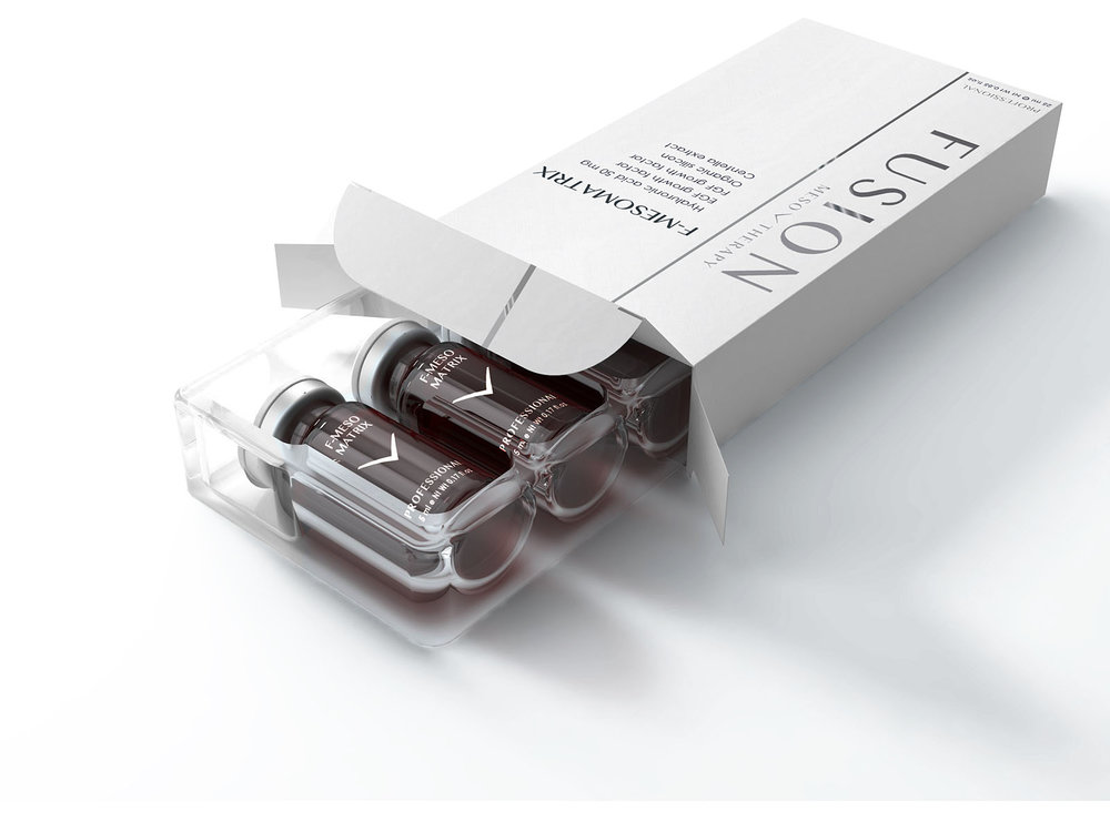 FUSION meso - Mesotherapy is a non invasive way to treat cellulite and reduce body fat. In this needle-free procedure, a serum containing a specialized mixture of vitamins, minerals and amino acids are applied directly to the problem areas. We then use the FUSION MESO XPERT device to enhance the penetration of the meso cocktails deep into the skin, greatly increasing effectiveness. Mesotherapy can effectively assist with swelling associated with lymphatic edema, as well as drainage and burning accumulated fat deposits by lipolysis, (aka cellulite). It is commonly used for body sculpting on the belly, chin, hips, thighs, and waist.