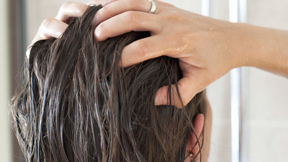 Inflamed Scalp -