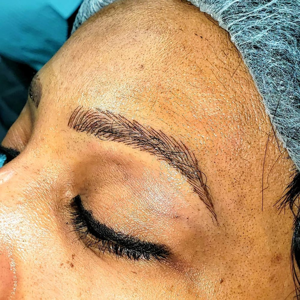 3d microblading -