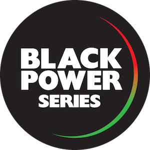 Black Power Series Logo