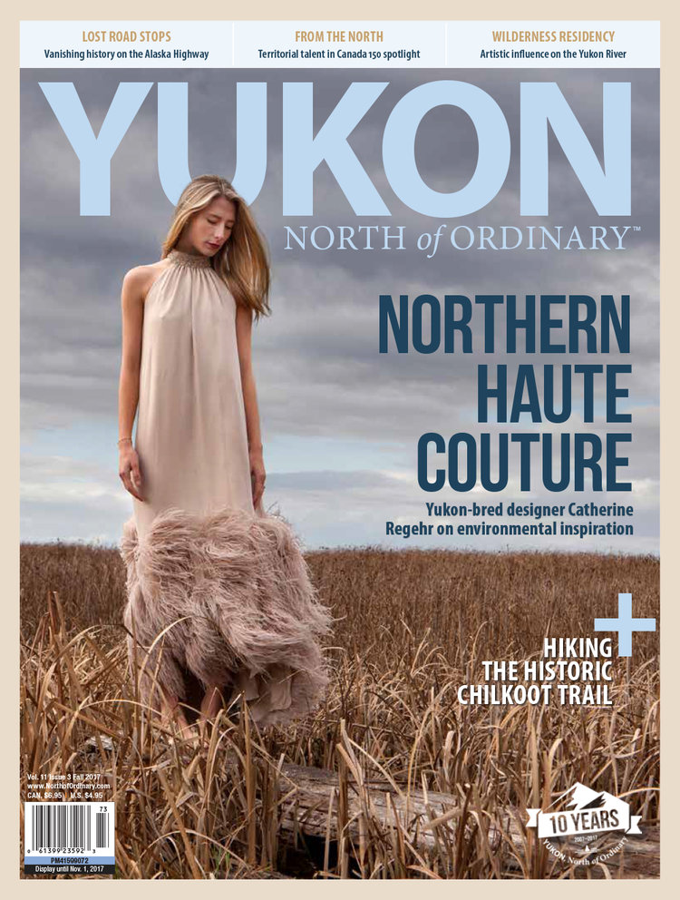 North of Ordinary MagazineAugust 2017 -  Click here to view article