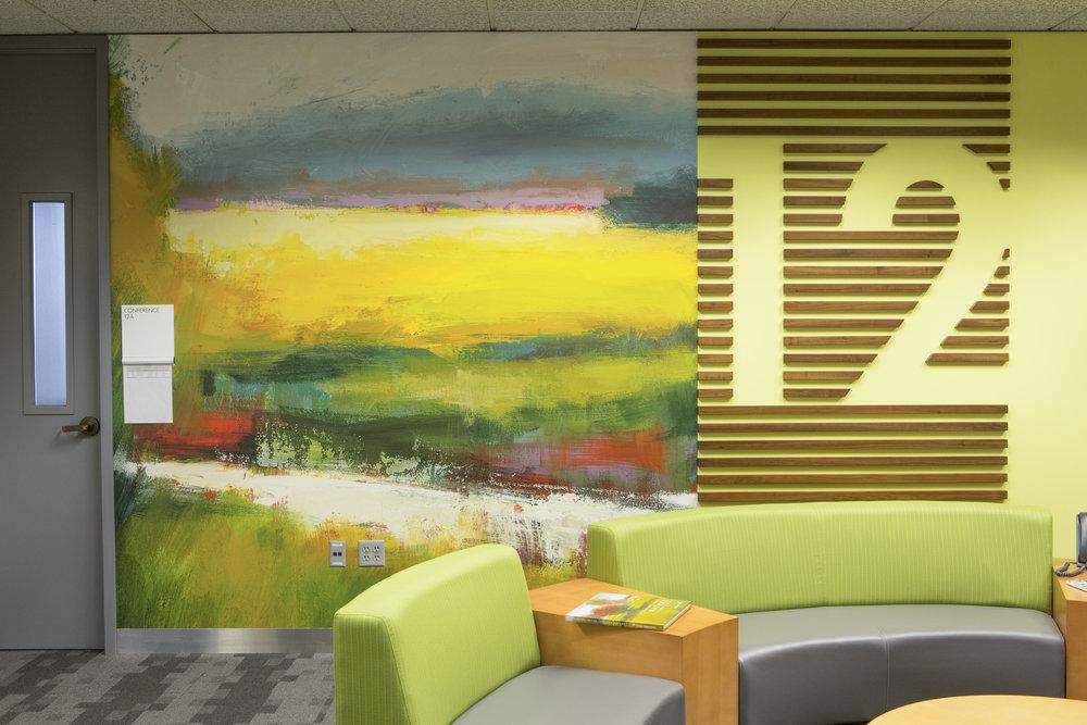 Studio Art Direct Kaiser Headquarters Waiting Custom Wallpaper