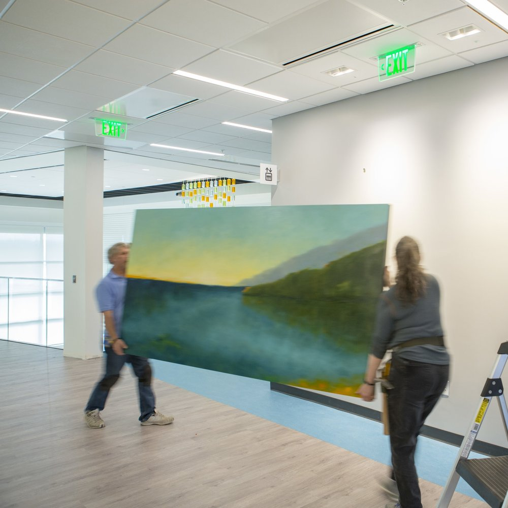 Kaiser Permanente Beaverton Original Artwork.jpg
