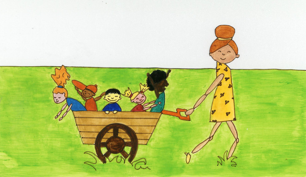 Kinderopvang - Voorschoolse kinderopvangBuitenschoolse kinderopvangOpvang zieke kinderenGezinsbondVakantie