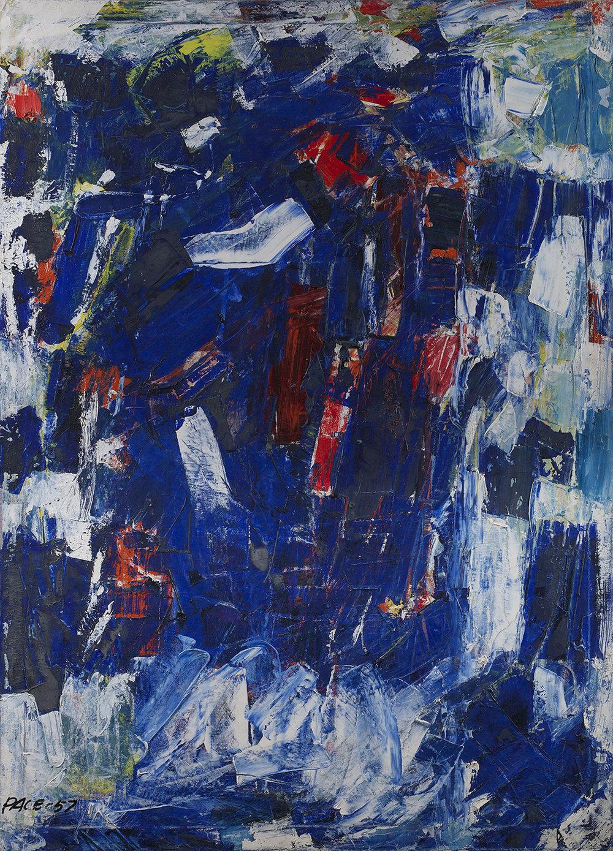Untitled (57-07), 1957