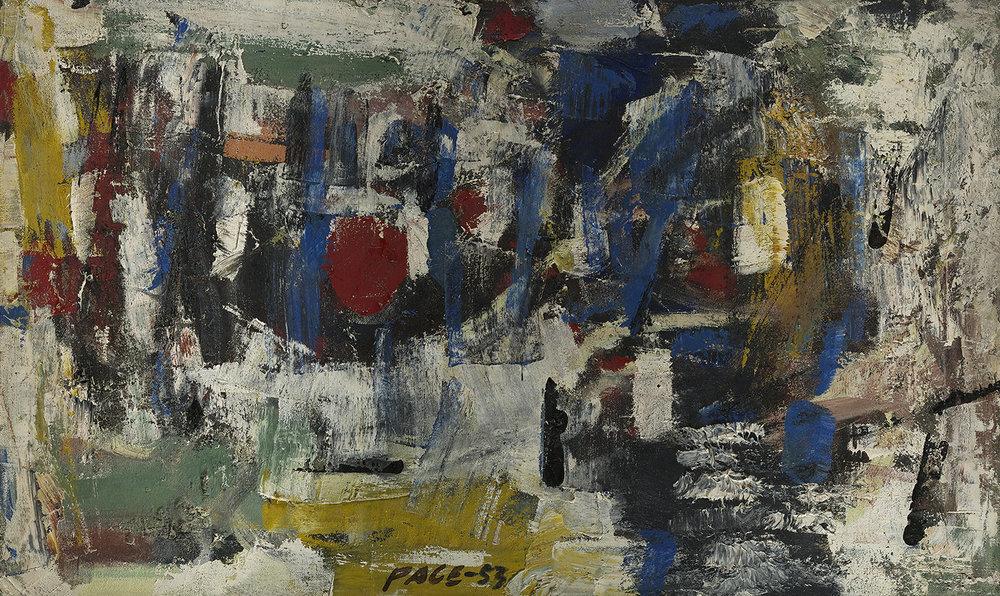 Untitled (53-12), 1953