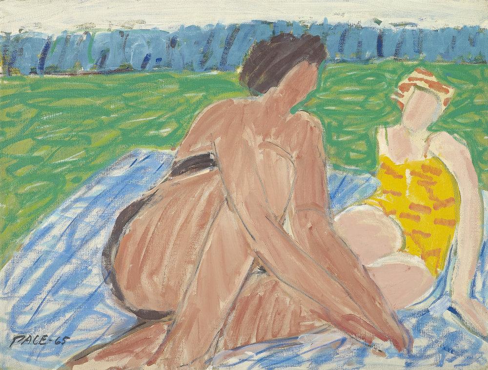 Bathers, 1965
