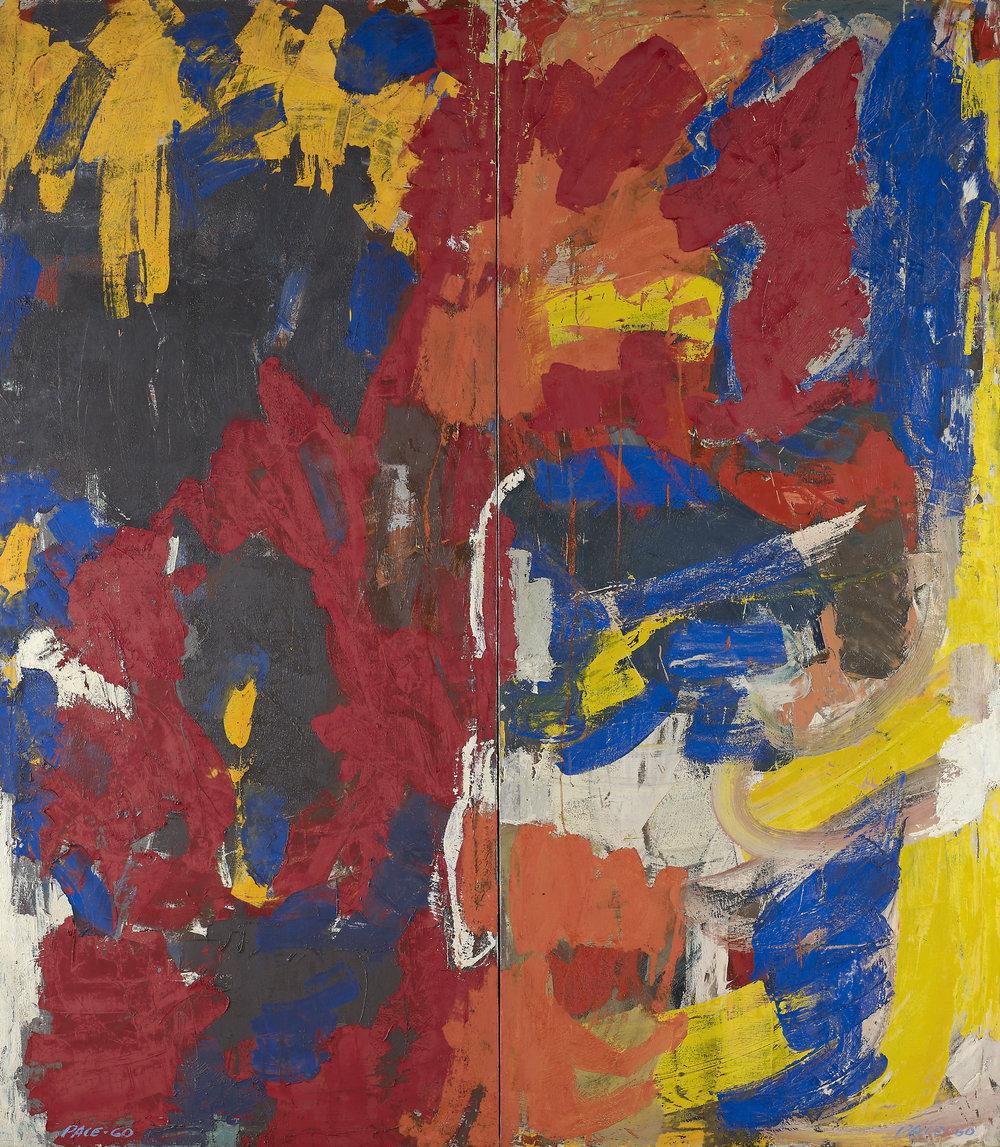 Untitled (60-17), 1960