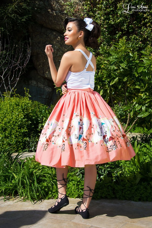Mary Blair Campain for Pinup Girl Clothing