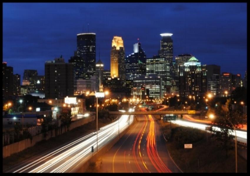 CITIES NIGHT FLIGHT  -