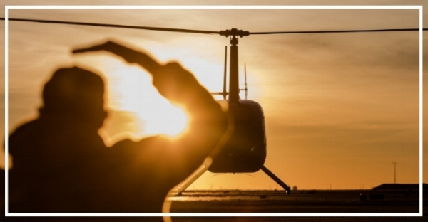 HELICOPTER - Our rotorcraft program is backed by generations of experience. We offer private, instrument, commercial, instrument, and flight instructor helicopter ratings!