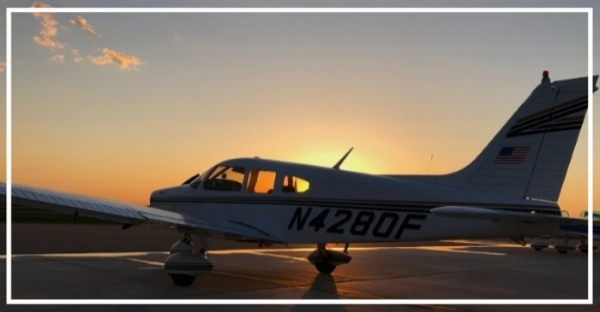 AIRPLANE - When choosing a flight school, we certainly agree that price is important: but equally important is: Location, quality of training, reputation, instructor commitment, and overall value.