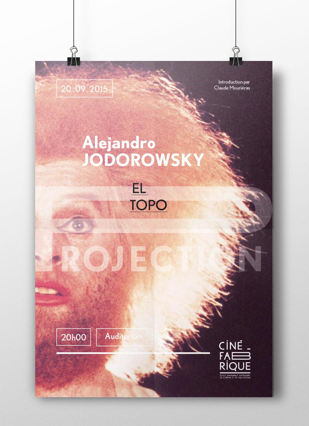 poster cinefabrique