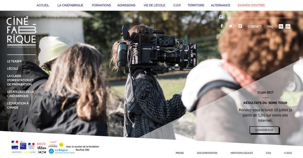 web cinebrique