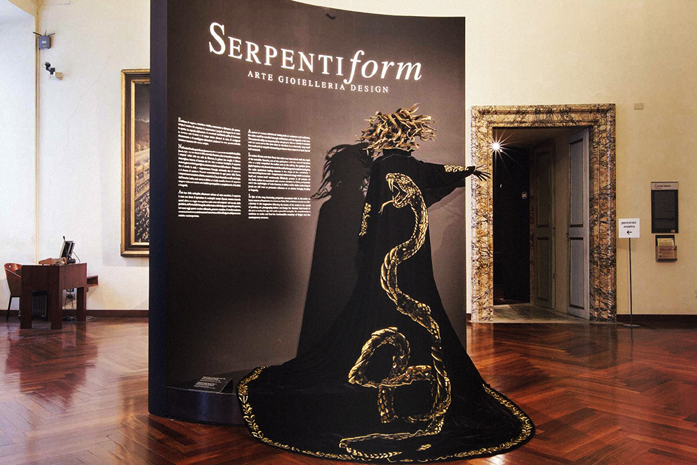 serpenti form Braschi