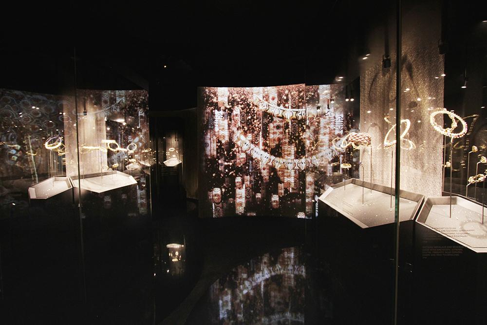 Tribute to femininity  kremlin Museum