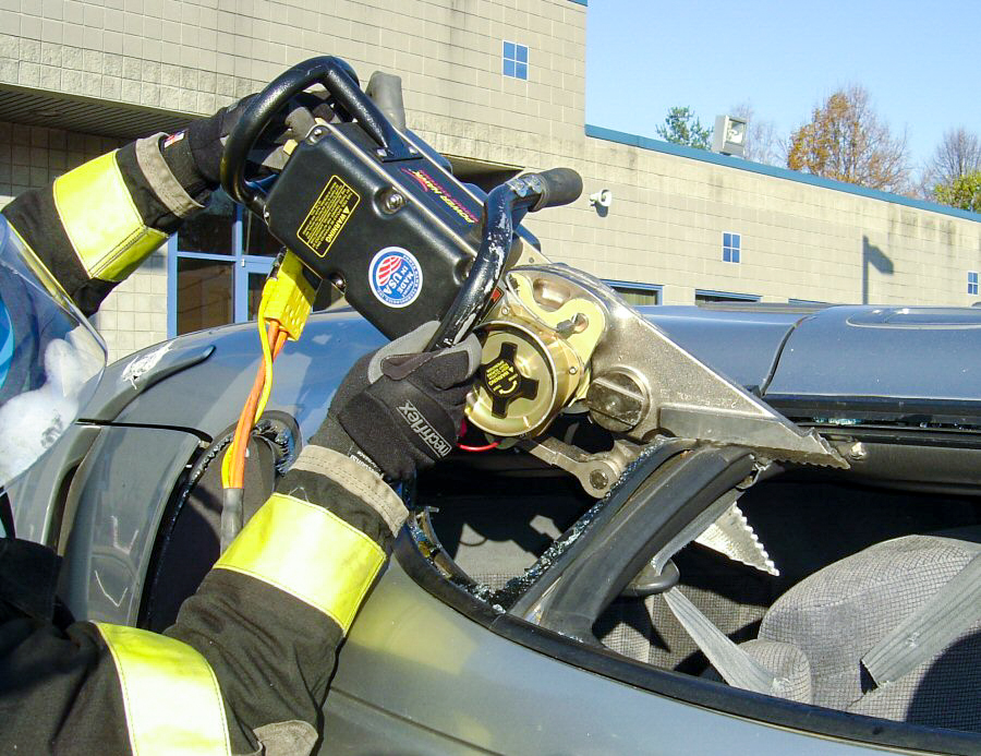 P-16 Rescue System - battery powered, non-HYDRAULIC12 volts dc