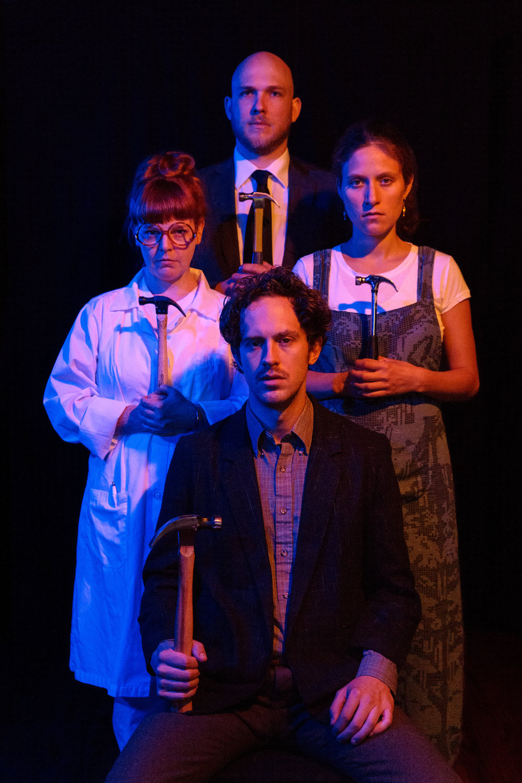 Coco Conroy, Erik LaPointe, Alexandra Zelman-Doring, Gore Abrams