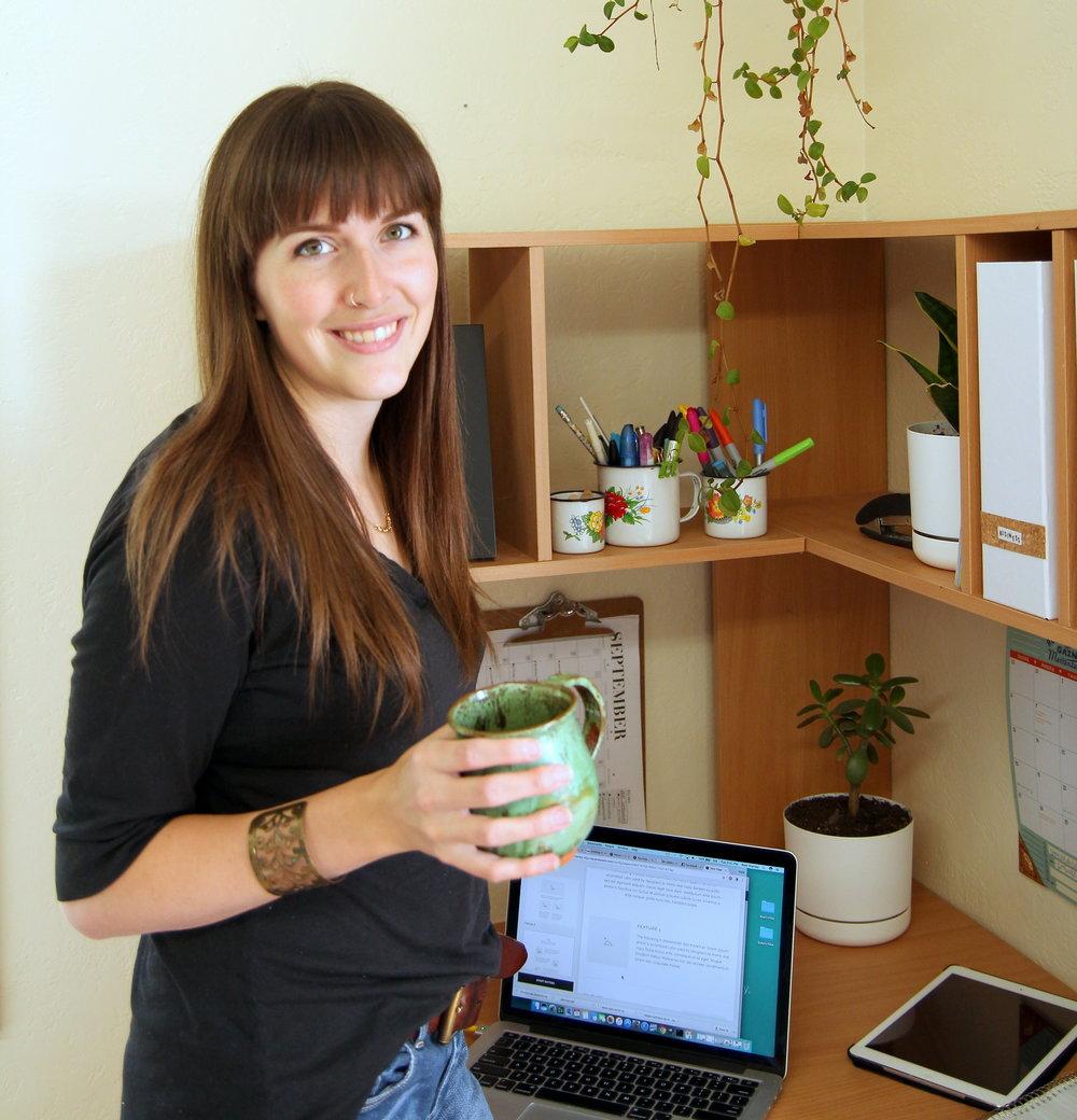 Katie Stanley of Stanley Creative Company Web Design Vanderhoof BC
