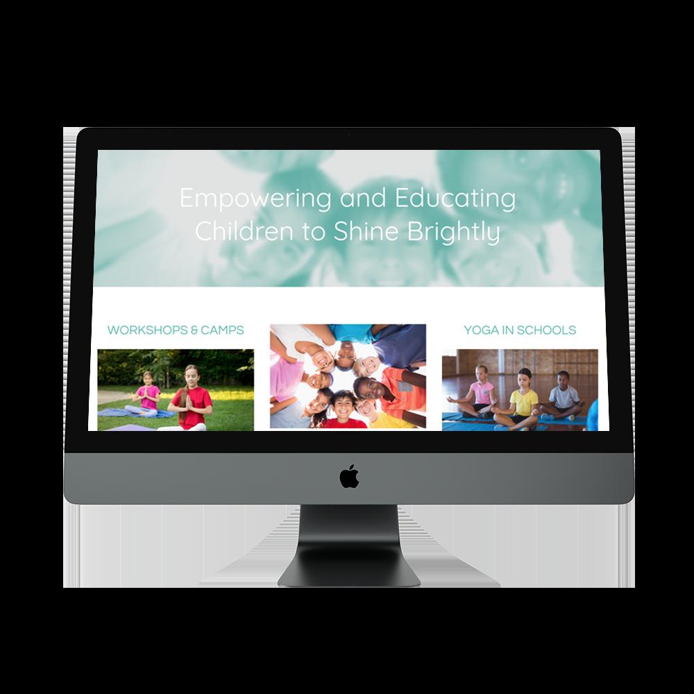 Stanley Creative Company web design in British Columbia