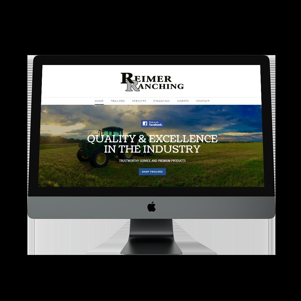 Stanley Creativ Company Website design