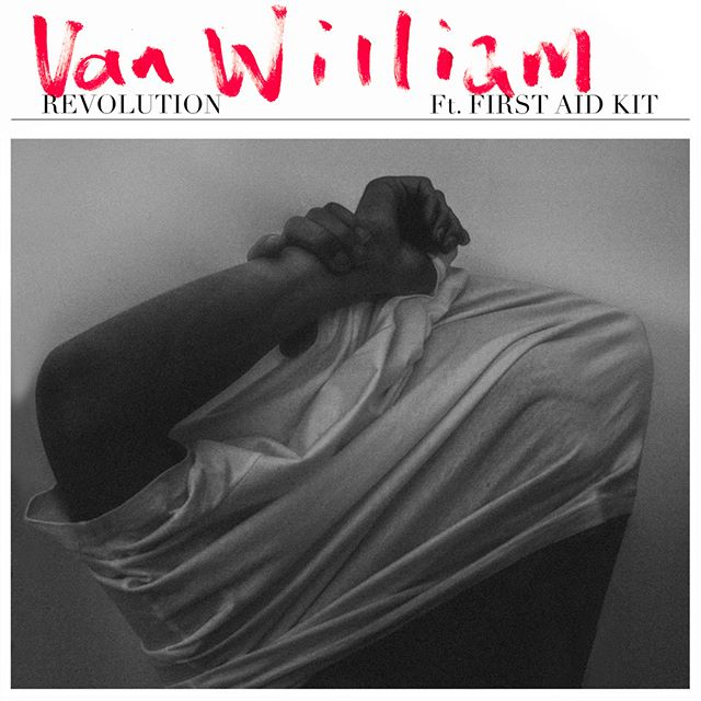 I really really love this photo we did for the cover of @vanwilliammusic and @firstaidkit song Revolution. You can listen to it here: https://open.spotify.com/album/74qFgzSzVy2x8DEraXZ7v1