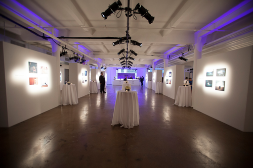 20 under 20, Flickr awards.  Milk Studios. New York.