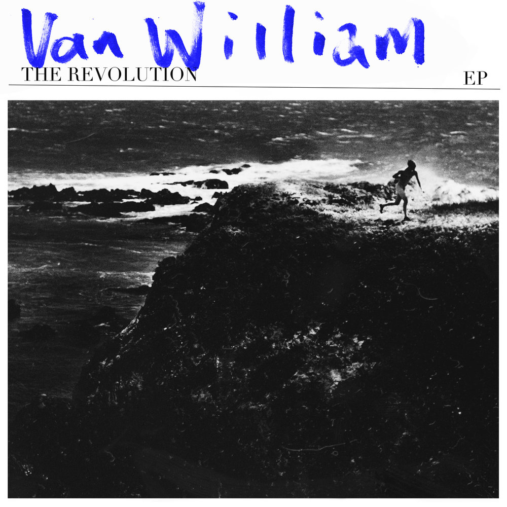 "Van William  "" The Revolution EP"""