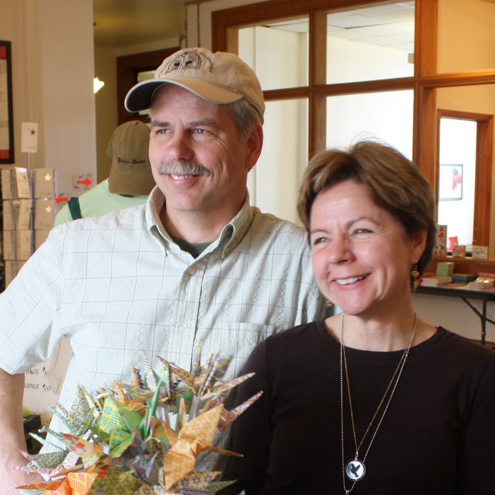 The Green Lake Bird Festival hosts, Tom and Wendy Schultz, have been successfully planning the event every year since 2013.