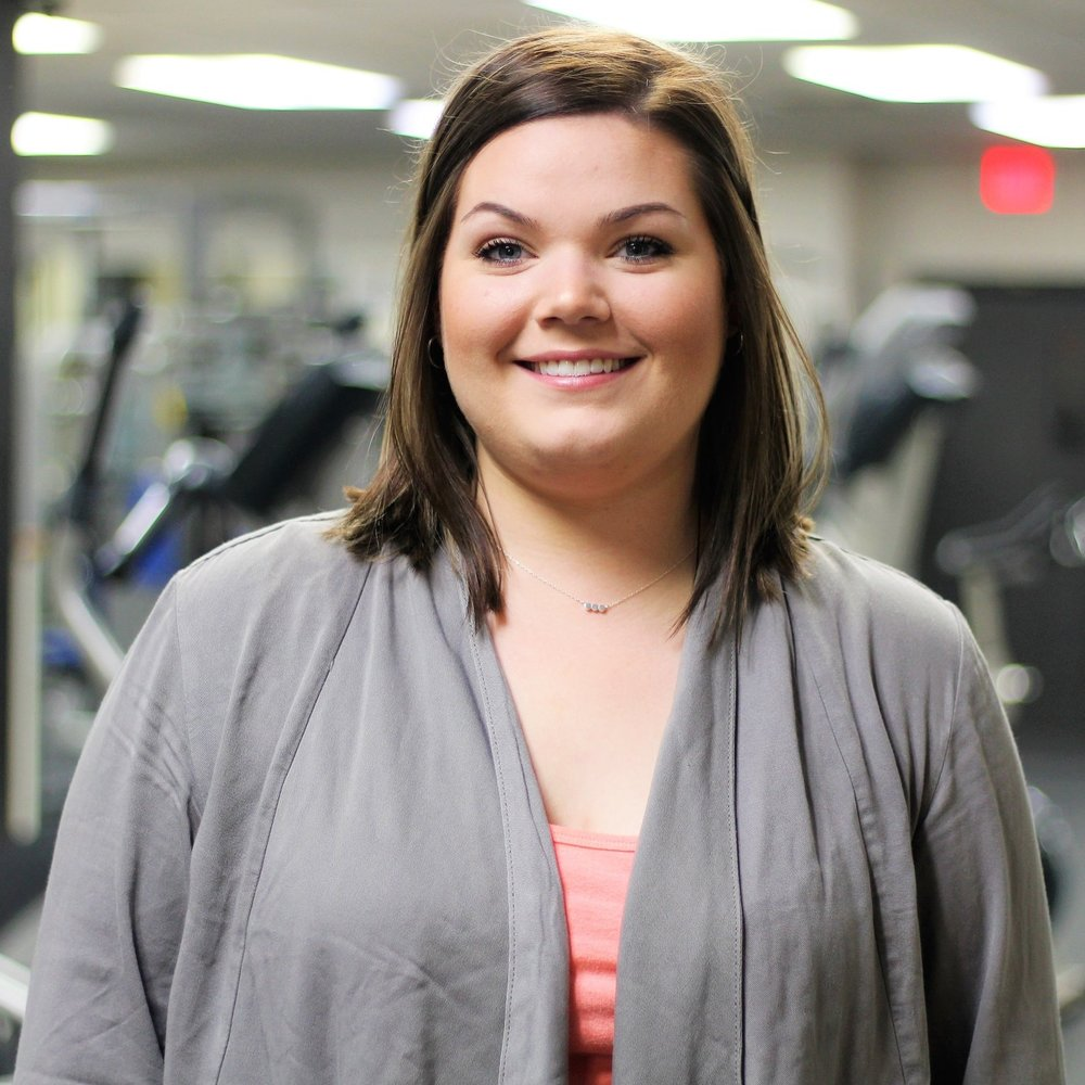 Shae Stangl, Green Lake Fitness Center Manager