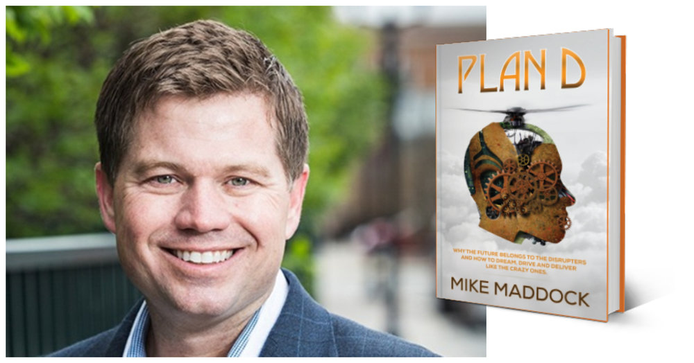 Best-selling Author Mike Maddock to introduce new book   2nd Annual Entrepreneur of the Year Awards    RSVP Today