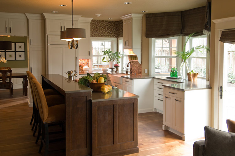 Nw Portland Kitchen Dining Lord Interior Design