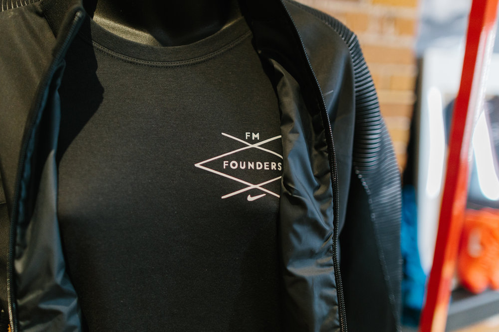 Official FMFounders T-shirt