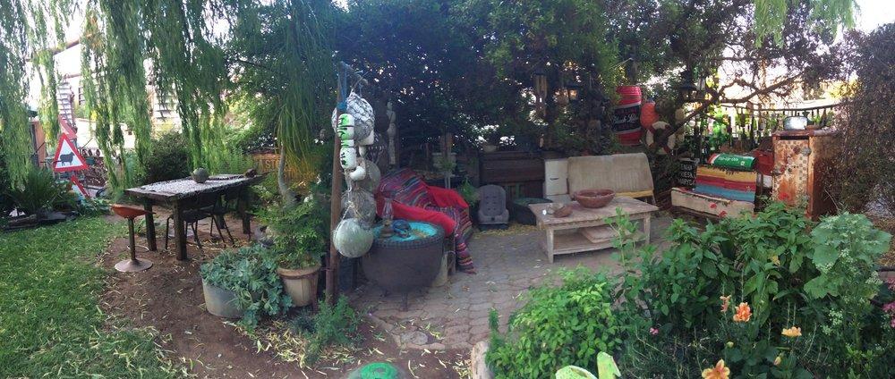 Garden nooks