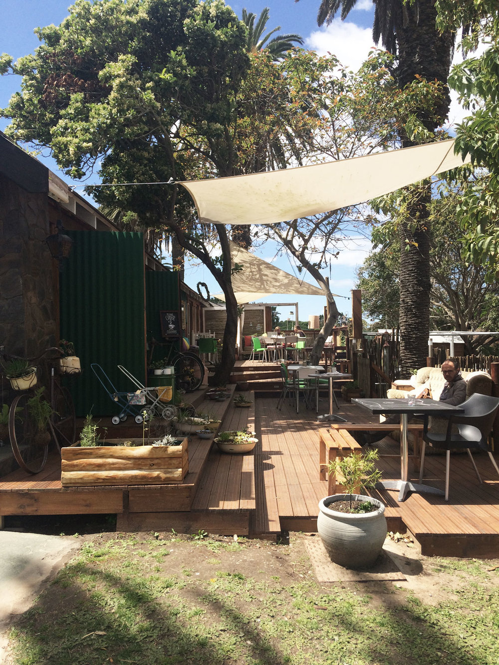 The Green Shed Coffee Roastery
