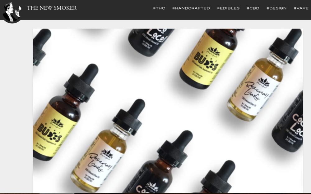 www.thenewsmoker.com  the spoils of cbd oils