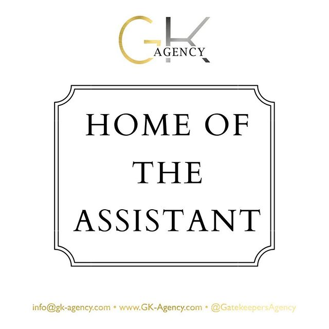 Gatekeepers Agency is the home of the assistant for 5 reasons. We provide Executive, Administrative, Personal, Production and Virtual Assistants. We understand the need for a great assistant is more imperative than ever. Let us help you with that solution 🔐 • #Staffingagency #staffing #Recruiters #recruiterlife #recruitmentlife #careergoals #Careerdevelopment #Staffingfirm #Payroll #GatekeepersAgency #HomeOfTheAssistant #UnlockingDoors #EmpoweringPotential #GuardingTheGate #Staffing #Recruitment #GKA #PersonalAssistants #Assistant #ExecutiveAssistant