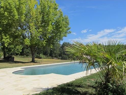 Swimming Pool at Sol Henge Retreat