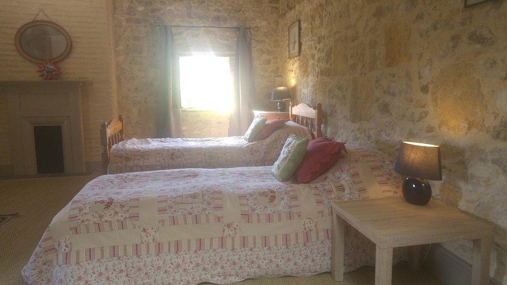 Shared Bedroom at Sol Henge Retreat
