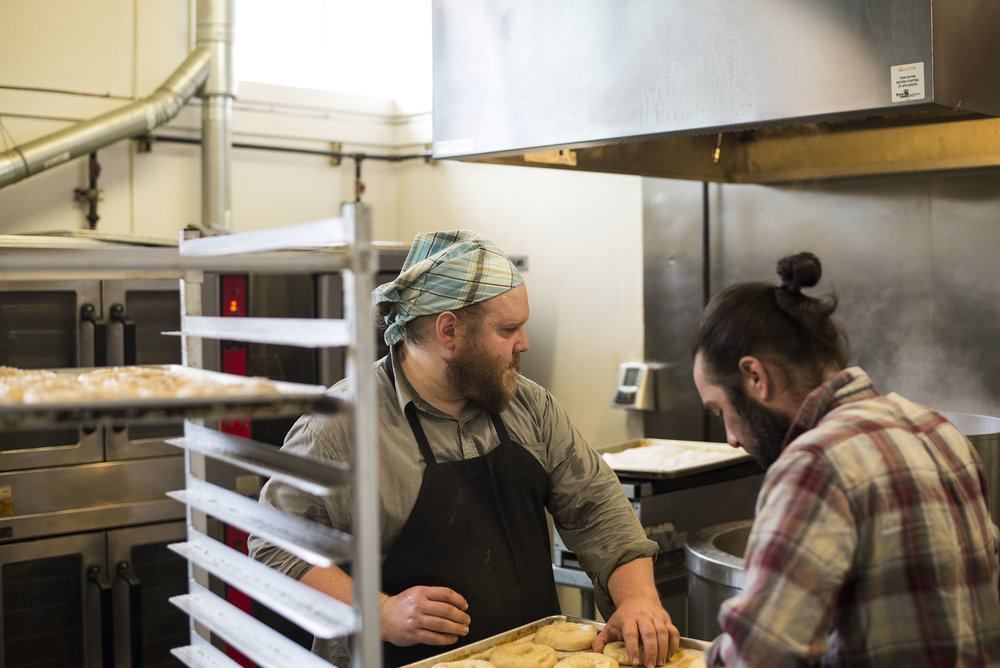 - Spielman Wholesale bagels was started in 2013 to help keep up with the growing popularity of our bagels. our commissary now supports all of our stores and over 50 vendors in the portland and salem area!
