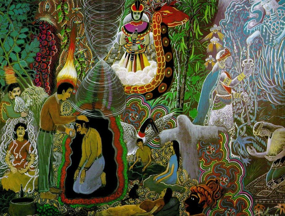 South American Shamanism