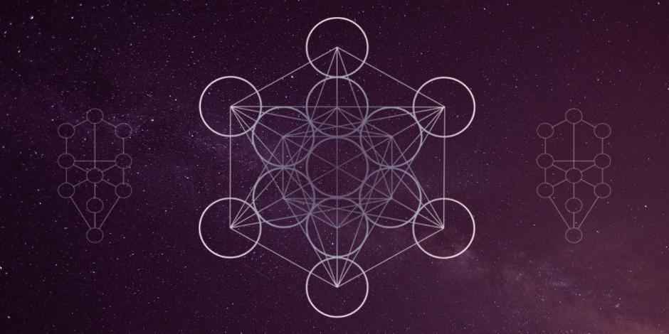 Metatrons Cube, Sacred Geometry