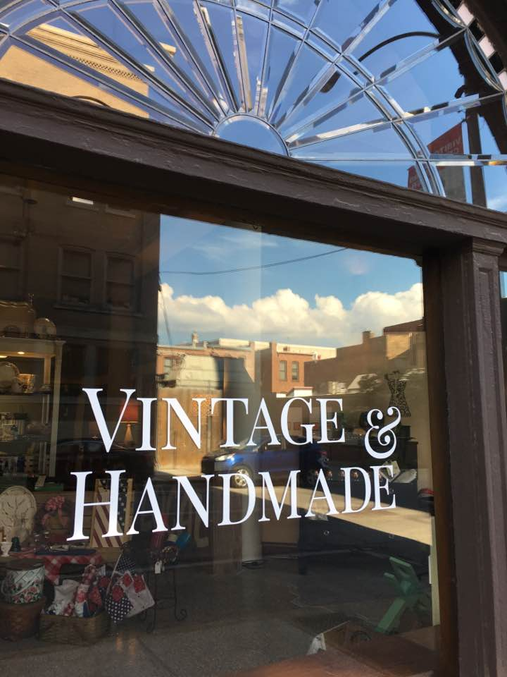 Vintage & Handmade Market and DIY Studio